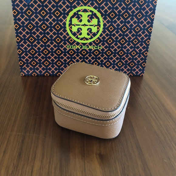 b932f169aba4 Tory Burch Bags | Emerson Tiny Jewelry Case Wsm Shopper | Poshmark